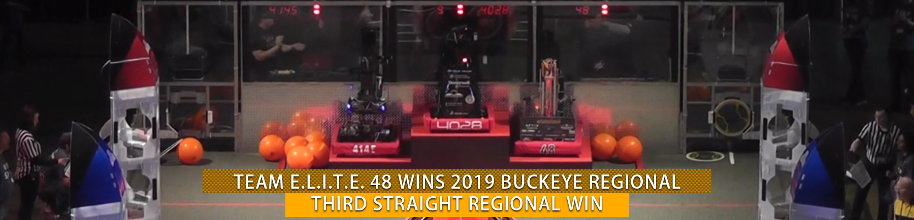 2019 Robotics Wins